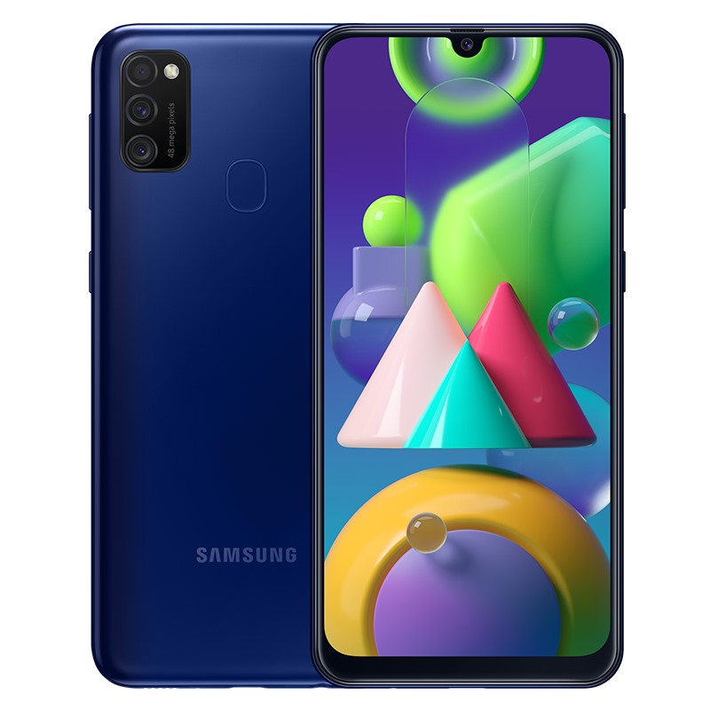 Điện thoại Samsung Galaxy M21