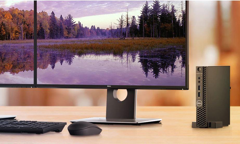 Máy tính mini DELL Optilex 3060 (42OC360006) - i5/RAM 4GB/HDD 500GB