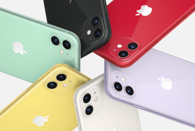 Điện thoại Iphone 11 64GB - Hàng Zin