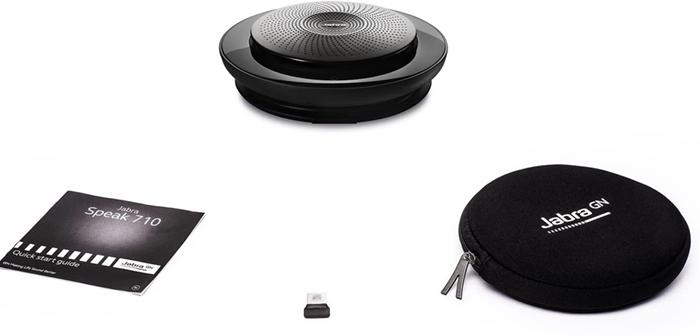 Loa hội nghị không dây Bluetooth Jabra SPEAK 710 MS Chính Hãng