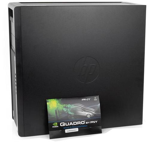 HP Z440 Workstation Xeon E5-1607 v3 - Ram 16G/HDD 1TB/AMD 2GB