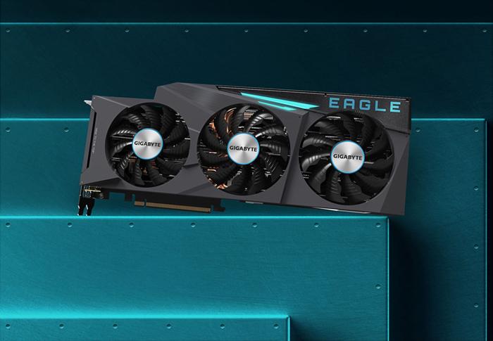 Card GeForce RTX 3090 EAGLE OC 24G (GV-N3090EAGLE OC-24GD) Chính Hãng