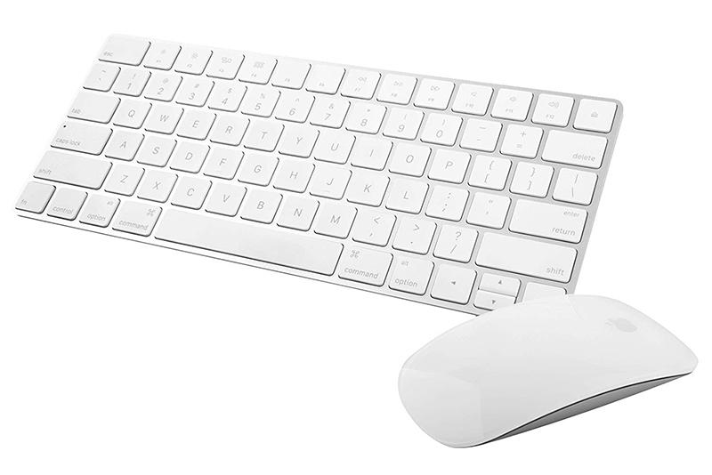 Combo Apple Magic Keyboard và Magic Mouse 2 Chính Hãng
