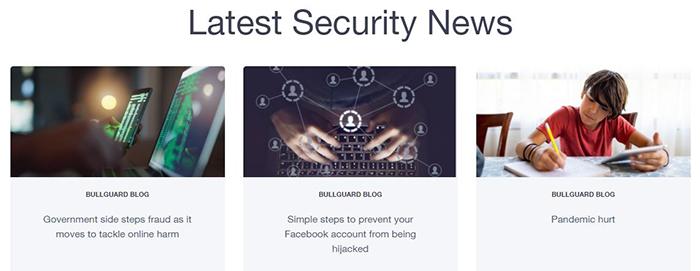 Diệt Virus BullGuard Internet Security Chính Hãng của Anh Quốc