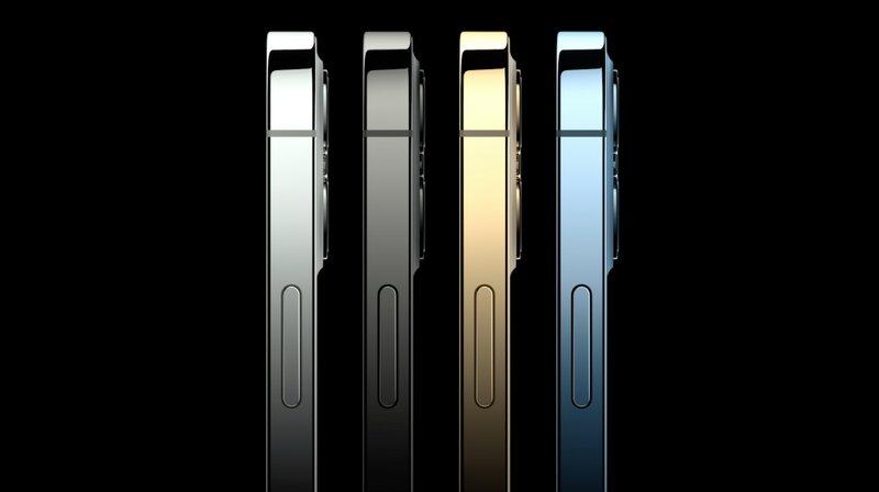 iPhone 12 Pro Max 128GB Apple Màu Gold VN/A Chính Hãng