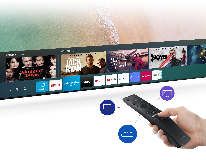 Smart Tivi 4K Samsung 65 Inch UA65TU8500KXXV Chính Hãng