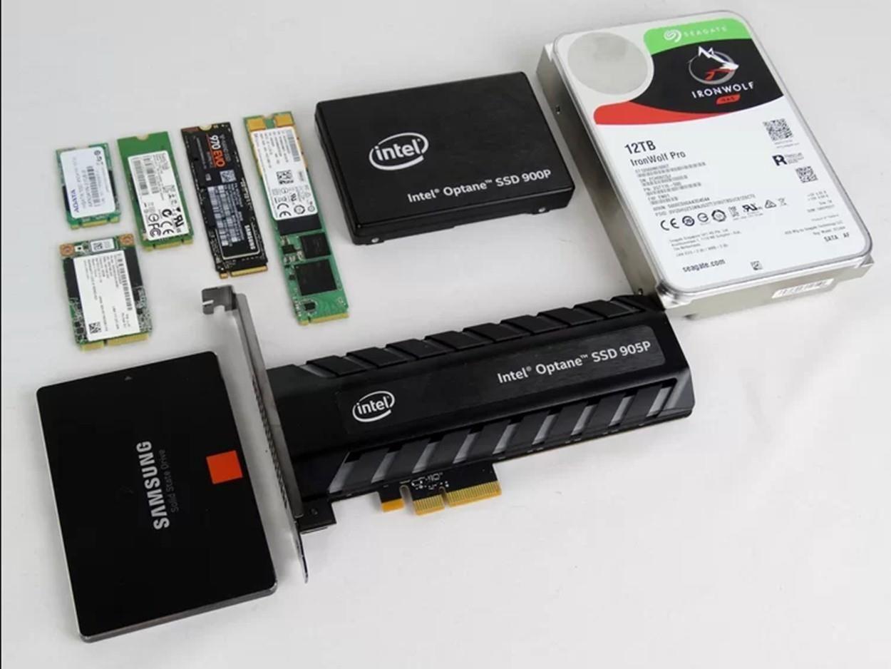 Ổ đĩa cứng SSD