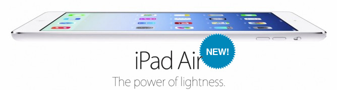 Apple Ipad Air (New 2013)