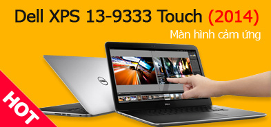 Dell XPS 13-9333 Ultrabook Touch (2014)