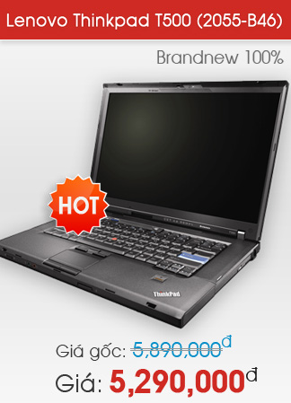 Thinkpad T500 Right