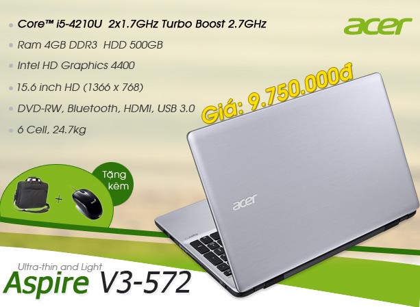 Acer Aspire V3-572-5736