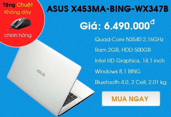 ASUS X453MA-BING-WX347B
