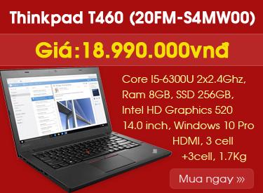 Lenovo THINKPAD T460 (20FM-S4MW00)1