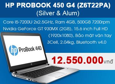 HP PROBOOK 450 G4 (Z6T22PA)