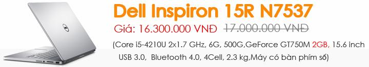 Dell Inspiron 15R N7537