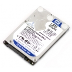HDD WESTERN Notebook 1TB 5400prm SATA3 9.5mm