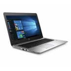 HP EliteBook 850 G4 (Silver) (X4B22AV) - Core I5-7200U 2x2.5GHz, Ram 4GB, SSD 128GB, Windows 10 Pro 64bit
