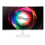 """Màn hình vi tính 27"""" SAMSUNG LC27H711QQEXXV/ Màn Hình LED 2K/ (Màu trắng-Full Viền)/ 2560 x 1440/ 3000:1/ kết nối hỗ trợ : HDMI (01 + Cáp HDMI), Mini Display Port (01 ) Treo tường: N/V"""