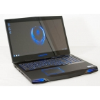 Alienware M17xR4 - Core I7-7700HQ 4x2.8GHz, Ram 16GB, 1TB + 128GB SSD, NVIDIA GeForce GTX 1070M (8GB GDDR5), Windows 10 64bit, 17.3inch WLED QHD (2560x1440)