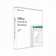 Phần mềm Microsoft Office Home and Business 2019 English APAC EM Medialess (T5D-03249)