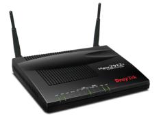 ROUTER Draytek -V2912FN ( FW, VPN, LB) 4LAN (10/100Mbps ) + VPN 16 channel + 3 WAN (1 wan kết nối USB 3G) + 1SFP trực tiếp+ Wirelss chuẩn N300Mbps