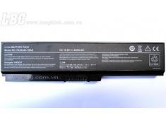 Pin TOSHIBA U400, m800, l635, l645, c640, C650, U505, U405, T135, L670, L650 (Original 6Cell)