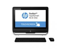 "Máy tính HP All in one - HP Pavilion TouchSmart 23 AiO 23-H078d - 23"" cảm ứng - i3 4130T 2.9ghz-4G-1TB-DVDRW-DOS"
