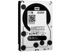 HDD 1TB WESTERN Black SATA3 64MB Cache 7200rpm Dual Processor