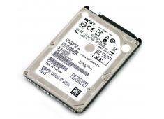 HDD HITACHI Notebook 1TB 7200prm SATA 9.5mm