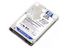 HDD WESTERN Notebook 1TB 5400prm SATA3 9.5mm