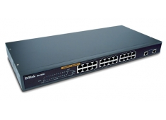 DLINK DES-1026G Switch 24 Port 10/100Mbps+2 Port 10/100/1000Mbps