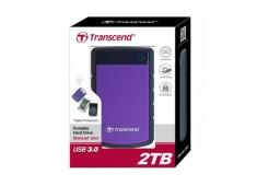 HDD di động Transcend H3 2TB USB 3.0 2.5inch