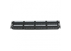 PATCH PANEL DINTEK CAT 5 48 port
