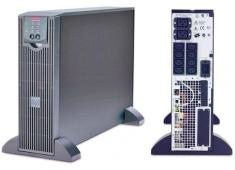 UPS APC SMART SURTD 3000XLI 3KVA 3000VA/2100W (RS 232,rack heigh 3U) - OnLine