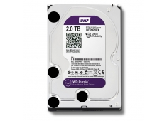 HDD 2TB WESTERN Purple SATA3