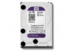 HDD 3TB WESTERN Purple SATA3