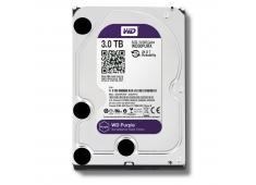 HDD 3TB WESTERN Purple SATA3