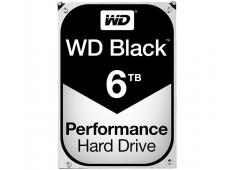 6TB WESTERN Black SATA3 128MB Cache 7200 rpm