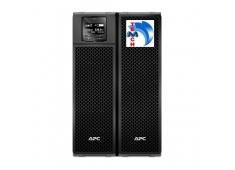 APC SMART SRT10KXLI 10KVA (10KVA / 10KW ( RS 232 ,RJ 45 , USB ) - On Line)