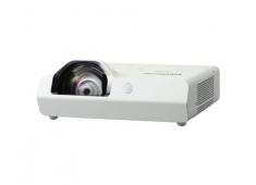 """Máy chiếu Panasonic PT-TX402 Máy chiếu gần : Độ sáng: 3800 ANSI Lumens Độ tương phản: 12.000:1 Độ phân giải thực: XGA (1024x768)"""""""