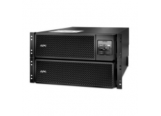 APC SMART SRT10KRMXLI 10KVA (10KVA / 10KW (RS 232 , RJ 45 , USB , rack heigh 6U) - On Line)