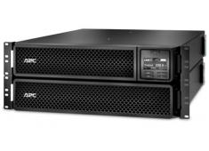 APC SMART SRT3000RMXLI 3KVA (3KVA / 2.7KW ( RS 232 , RJ 45 , USB , rack heigh 2U) - On Line)