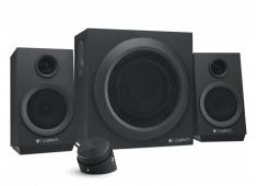 LOGITECH Z333 (New) 40W (2.1 , công suất 40W ,bass + volume control)