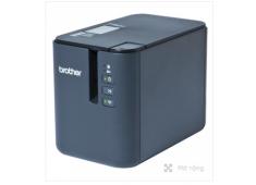 Máy in nhãn Brother PT-P900W. Nhãn TZe. Khổ in 6-36mm. Độ phân giải 360dpi. Kết nối Máy tính. Kết nối WiFi