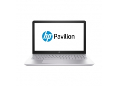 HP Pavilion 15 cc011TU 2GV00PA (Silver) - Core I3-7100U 2x2.4GHz, Ram 4GB, 1TB