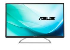 """Màn hình vi tính 31.5"""" ASUS VA325H LCD-IPS/ Lọc ánh sáng xanh/ 1920x1080/ 100,000,000:1/ 2 loa/ chống lóa, HDMI, D-Sub. Cable VGA, Cable HDMI."""