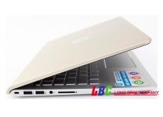 HP Pavilion 14-bf103TU 3CR61PA (Gold) - Core I5-8250U 4x1.6GHz, Ram 4GB, 1.000GB, 14inch FHD IPS BrightView (1920x1080)