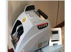Máy đếm tiền HOFA 2019 - Đếm phát hiện tiền giả, tiền lẫn loại tiền polyme việt nam . Hỗ trợ đếm các loại tiền ngoại tệ, tiền cotton mệnh giá nhỏ.