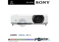 Máy chiếu Sony VPL CH375: độ sáng 5000ansi - Độ phân giải WUXGA (1920x1200 Pixels)