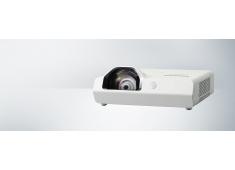 Máy chiếu Panasonic PT-TX410: Độ sáng: 3800 ANSI Lumens Độ tương phản: 16.000:1 Độ phân giải thực: XGA (1024x768). Công nghệ LCD. tặng bút laser khi mua máy